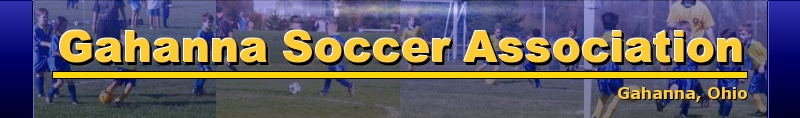 Gahanna Soccer Association, Soccer, Goal, Field