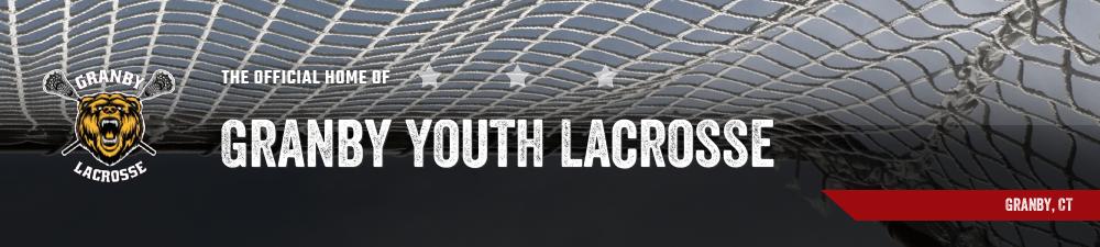 Granby Youth Lacrosse, Lacrosse, Goal, Field