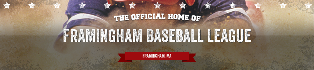 Framingham Baseball League, Baseball, Run, Field