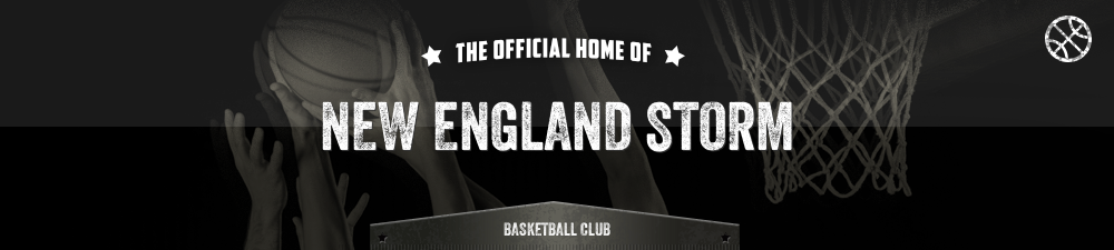 New England Storm, Basketball, Point, Court
