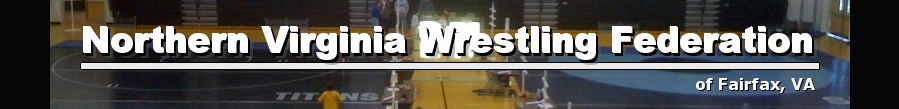 Northern Virginia Wrestling Federation, Wrestling, Match, Meet Directions