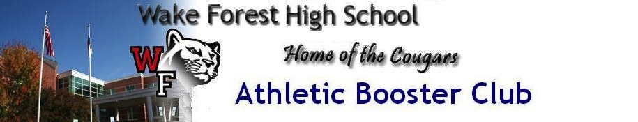 Wake Forest Rolesville High School Athletic Booster Club, Athletics, Point, Sports Venue Locations & Map