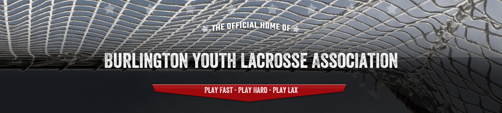 Burlington Youth Lacrosse Association, Lacrosse, Goal, Field