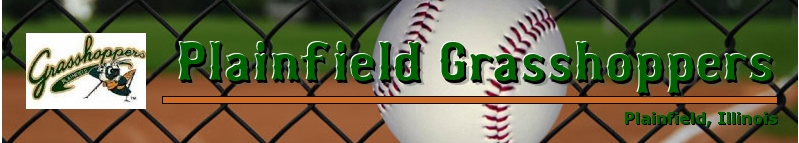 Plainfield Grasshoppers , Baseball, Run, Field
