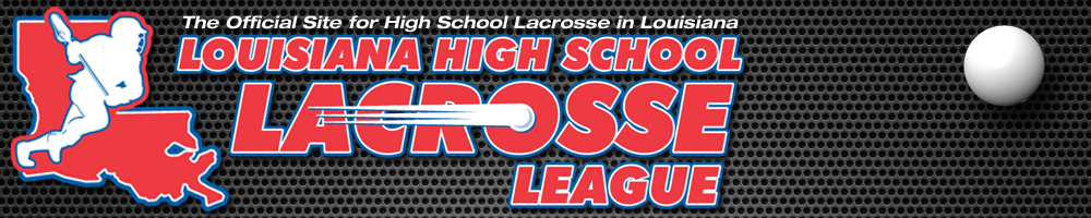 Louisiana High School Lacrosse League, Lacrosse, Goal, Field
