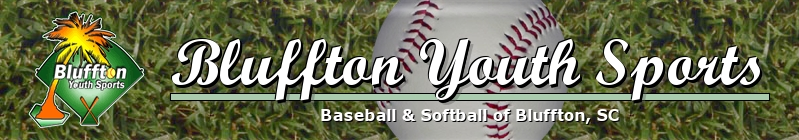 Bluffton Youth Sports, Softball & Baseball, Run, Field
