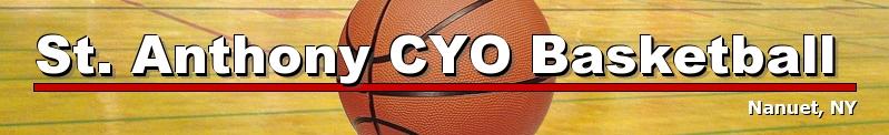 St. Anthony CYO Basketball, Basketball, Point, Court