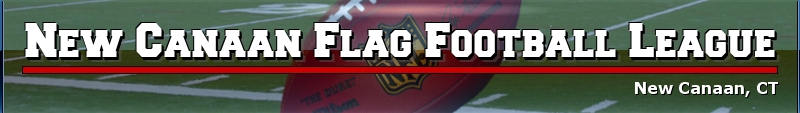 New Canaan Flag Football League, Flag Football, , Field