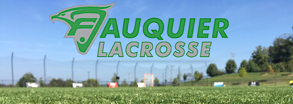 Fauquier Youth Lacrosse League (FYLL), Lacrosse, Goal, Field