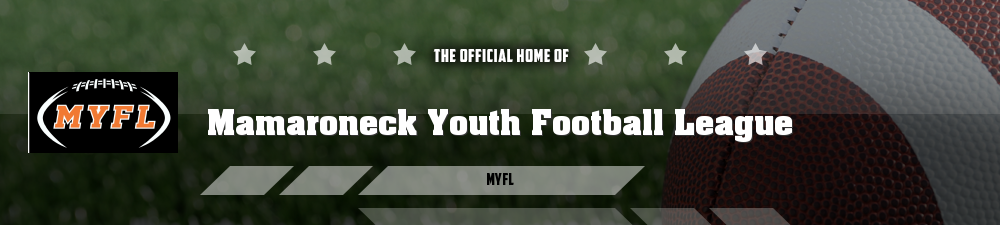 Mamaroneck Youth Football League, Football, ,