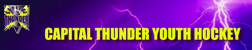 Capital Thunder Youth Hockey Club, Competitive Youth Ice Hockey, Goal, Hockey Rink