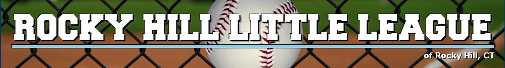 Rocky Hill Little League, Baseball and Softball, , Baseball & Softball Field