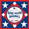 Dixie Youth Baseball of Alexandria, Baseball