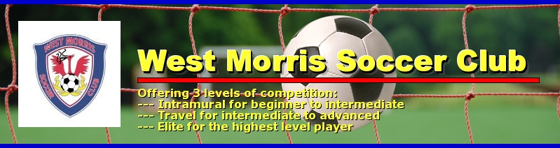 West Morris Soccer Club, Soccer, Goal, Field