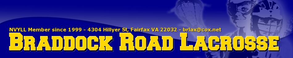 Braddock Road Lacrosse, Ltd, Lacrosse, Goal, Field