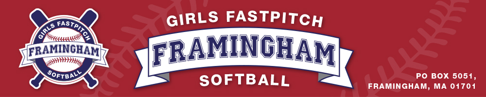 FRAMINGHAM GIRLS FASTPITCH SOFTBALL, Softball, Run, Field