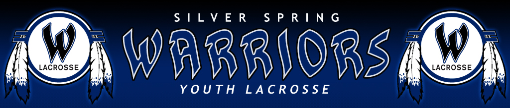 Silver Spring Warriors Boys & Girls Youth Lacrosse, Lacrosse, Goal, Field