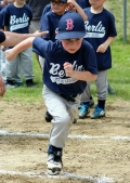 Berlin Little League, Baseball