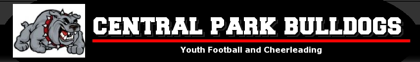 Central Park Bulldogs Youth Football and Cheerleading Association, Football and Cheerleading, Goal, Park