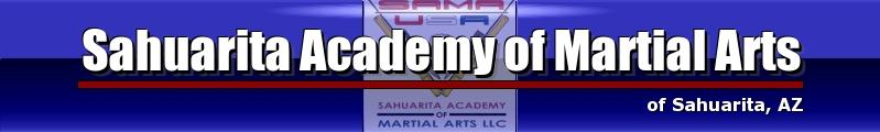 Sahuarita Academy of Martial Arts, Martial Arts, Karate, Location