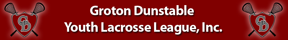 Groton Dunstable Youth Lacrosse League, Inc., Lacrosse, Goal, Field