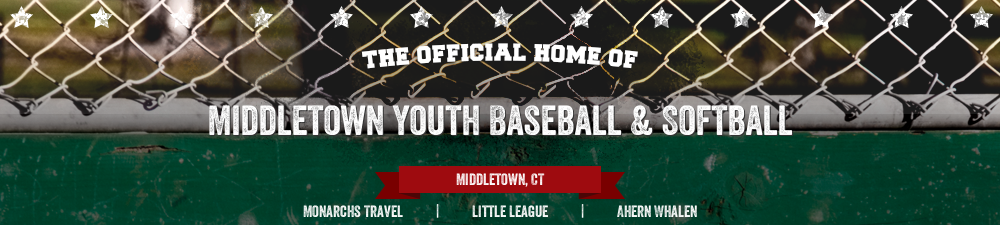 Middletown CT Little League, Baseball/Softball, Run, Field