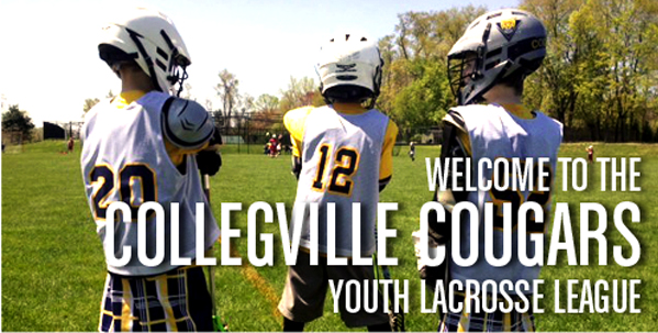 Collegeville Cougars Youth Lacrosse Association, Lacrosse, Goal, Field