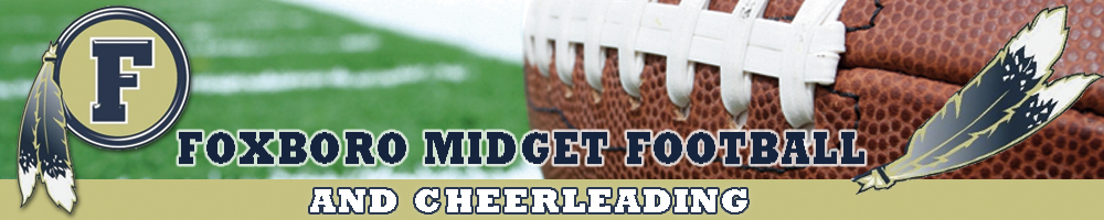 Foxboro Midget Football Association, Football, Goal, Field