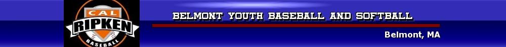 Belmont Youth Baseball & Softball, Baseball, Run, Field