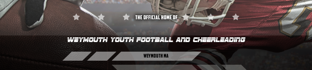 weymouth youth football and cheerleading, Football, Goal, Field