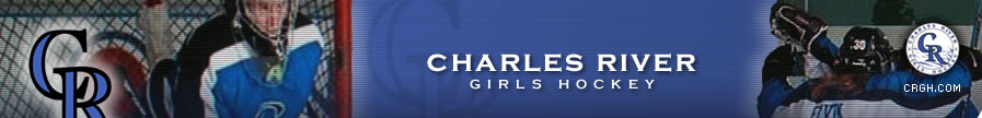 Charles River Girls Hockey, Hockey, Goal, Rink