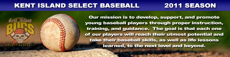 Kent Island Select Baseball, Baseball, Run, Field