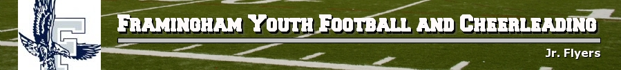 Framingham Youth Football and Cheerleading, Football & Cheer, Goal, Field