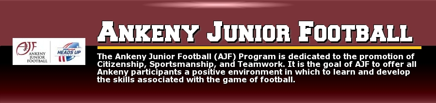 Ankeny Junior Football, Football, Goal, Field
