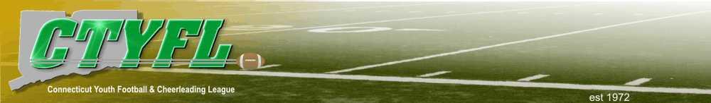 Connecticut Youth Football & Cheerleading League, Football / Cheerleading, Point, Field