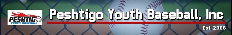 Peshtigo Youth Baseball, Inc, Baseball, Run, Field