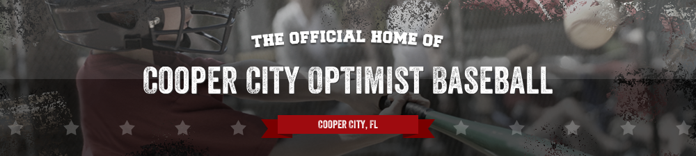 Cooper City Optimist Baseball, Baseball, Run, Field