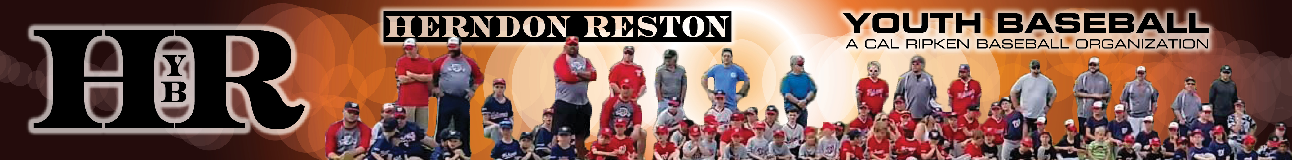Herndon Reston Youth Baseball, Baseball, Run, Field