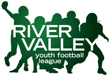 River Valley Youth Football League, Football, Point, Field