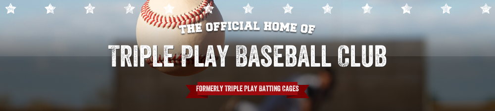 Triple Play Batting Cages, Baseball, Run, Field