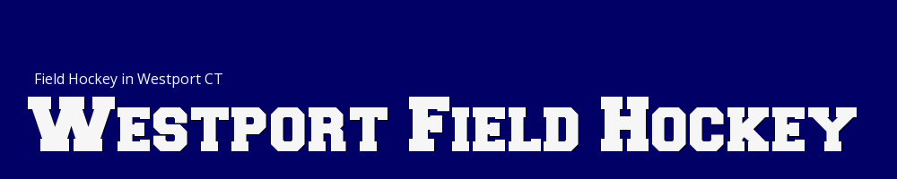 Westport Field Hockey, Inc., Field Hockey, Goal, Field