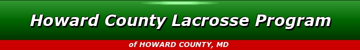 Howard County Lacrosse Program, Lacrosse, Goal, Field