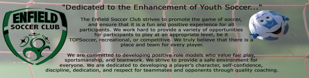 Enfield Soccer Club, Soccer, Goal, Field