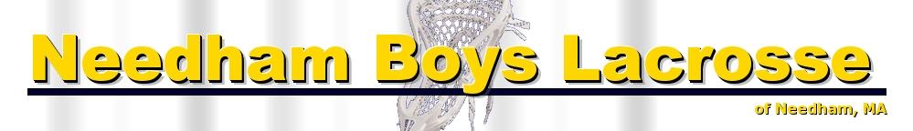 Needham Boys Lacrosse, Lacrosse, Goal, Field