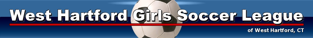 West Hartford Girls Soccer League, Soccer, Goal, Field