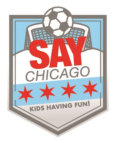 Say of Chicago, Soccer, KIDS having FUN, UIC South Field Complex