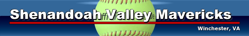 Shenandoah Valley Mavericks, Softball, Run, Field