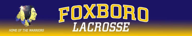 Foxboro Youth Lacrosse, Lacrosse, Goal, Field