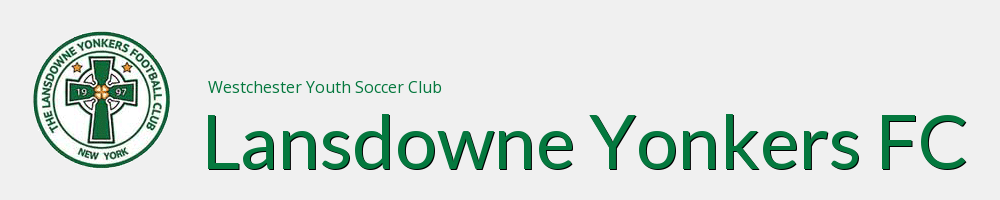 Lansdowne Yonkers FC, Soccer, Goal, Field- Grass/Turf