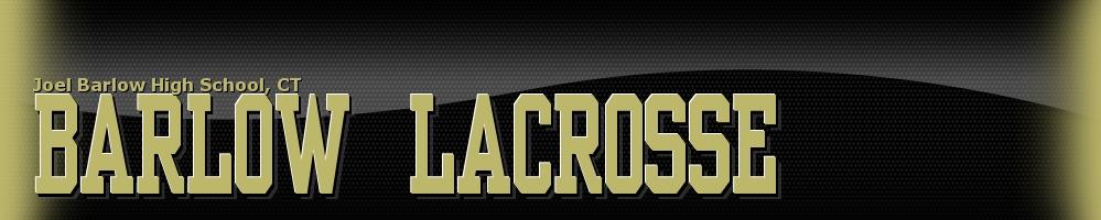 Barlow Lacrosse, Lacrosse, Goal, Field